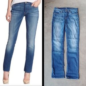 7 For All Mankind The Modern Straight Jeans 26